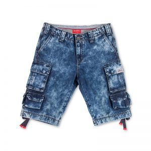 GA Creative Brands CUTTY BATTLE DENIM SHORT