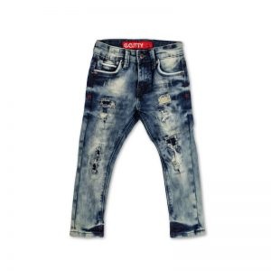 GA Creative Brands CUTTY FAST BOYS DENIM JEAN