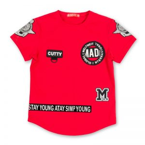 GA Creative Brands CUTTY MAD BOYS TSHIRT