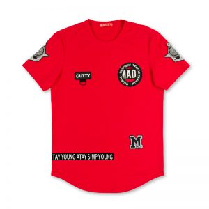 GA Creative Brands CUTTY MAD TSHIRT