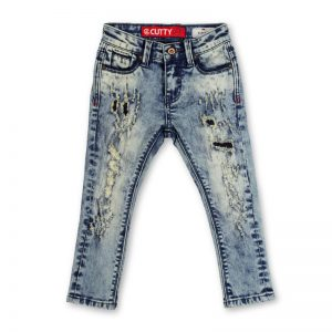 GA Creative Brands CUTTY POWER BOYS DENIM JEAN